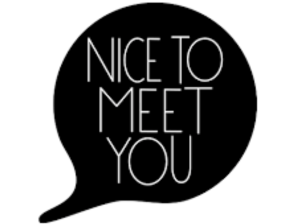 IT'S NICE TO MEET YOU – The Deal